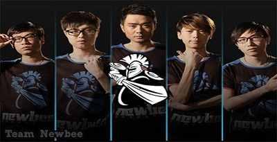 Team Newbee gamers dota2 terkaya