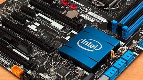 Gambar Motherboard Intel