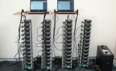 Salah Satu rig FPGA