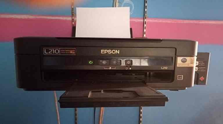 Download Software Printer Ebson L210
