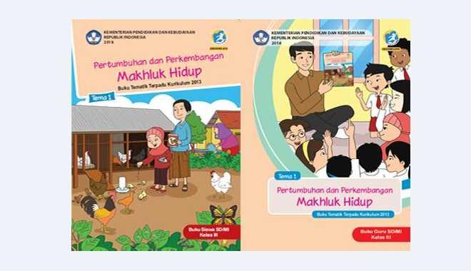 Buku Tema Kelas 3 Tema 1