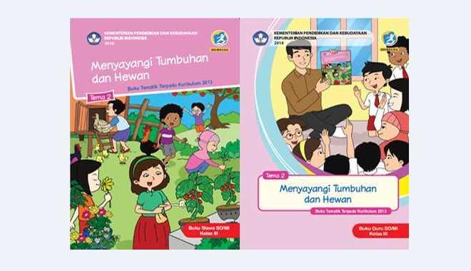 Buku Tema Kelas 3 Tema 2