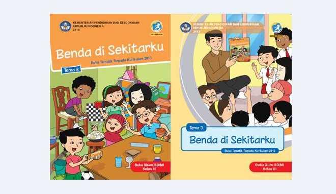 Buku Tema Kelas 3 Tema 3