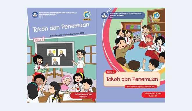 Buku Tematik Kelas-6 Tema 3