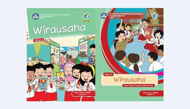 Buku Tematik Kelas 6 Tema 5