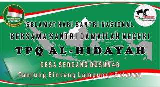 Banner Hari Santri 2019