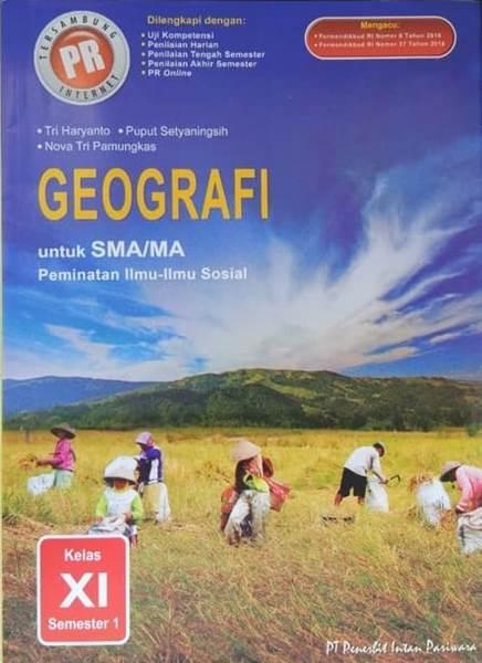 Soal Geografi