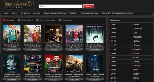 Bioskop Keren-azzahra official