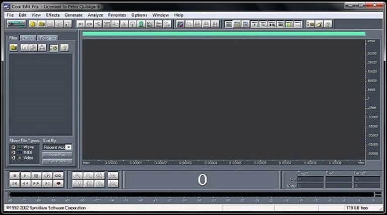 Download Cool Edit Pro Full Crack